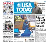 07/11/2012 Issue of USA TODAY