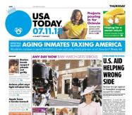 07/11/2013 Issue of USA TODAY