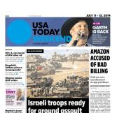 07/11/2014 Issue of USA TODAY