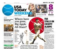 07/12/2013 Issue of USA TODAY
