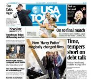 07/14/2011 Issue of USA TODAY