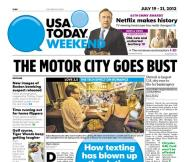 07/19/2013 Issue of USA TODAY