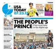 07/23/2013 Issue of USA TODAY