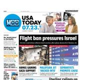 07/23/2014 Issue of USA TODAY
