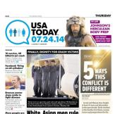 07/24/2014 Issue of USA TODAY