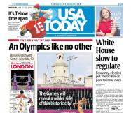 07/27/2012 Issue of USA TODAY
