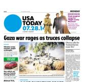 07/28/2014 Issue of USA TODAY