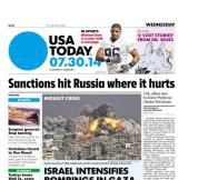 07/30/2014 Issue of USA TODAY