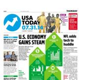 07/31/2014 Issue of USA TODAY