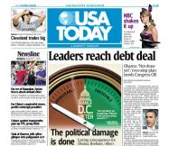 08/01/2011 Issue of USA TODAY