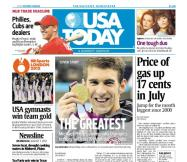 08/01/2012 Issue of USA TODAY
