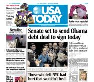 08/02/2011 Issue of USA TODAY