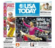 08/03/2012 Issue of USA TODAY
