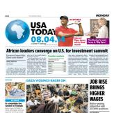 08/04/2014 Issue of USA TODAY