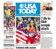 08/06/2012 Issue of USA TODAY