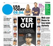 08/06/2013 Issue of USA TODAY