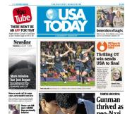 08/07/2012 Issue of USA TODAY