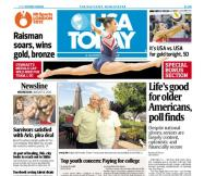 08/08/2012 Issue of USA TODAY