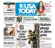 08/09/2011 Issue of USA TODAY