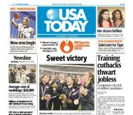 08/10/2012 Issue of USA TODAY