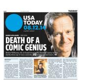 08/12/2014 Issue of USA TODAY