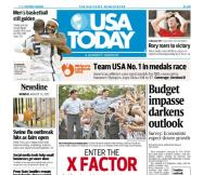 08/13/2012 Issue of USA TODAY