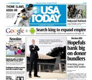 08/16/2011 Issue of USA TODAY