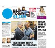 08/21/2014 Issue of USA TODAY