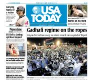 08/22/2011 Issue of USA TODAY
