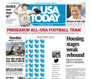08/23/2012 Issue of USA TODAY