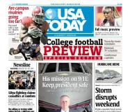 08/26/2011 Issue of USA TODAY