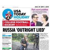 08/29/2014 Issue of USA TODAY