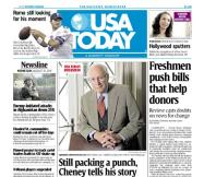 08/31/2011 Issue of USA TODAY