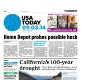 09/03/2014 Issue of USA TODAY