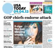 09/04/2013 Issue of USA TODAY