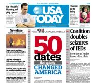 09/06/2011 Issue of USA TODAY
