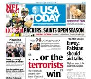 09/08/2011 Issue of USA TODAY