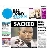 09/09/2014 Issue of USA TODAY