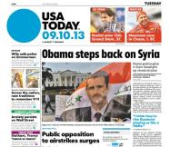 09/10/2013 Issue of USA TODAY
