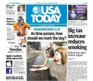 09/11/2012 Issue of USA TODAY