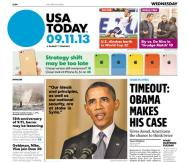 09/11/2013 Issue of USA TODAY