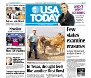 09/13/2011 Issue of USA TODAY