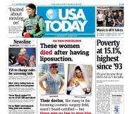 09/14/2011 Issue of USA TODAY