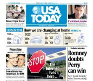 09/22/2011 Issue of USA TODAY