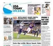 09/24/2012 Issue of USA TODAY