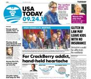 09/24/2013 Issue of USA TODAY