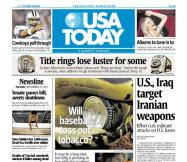 09/27/2011 Issue of USA TODAY