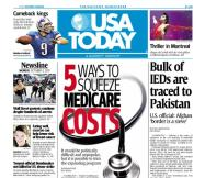 10/03/2011 Issue of USA TODAY