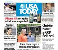 10/05/2011 Issue of USA TODAY