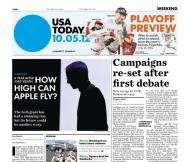 10/05/2012 Issue of USA TODAY